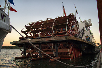Steam Tug Portland Maritime Heritage Festival 2013