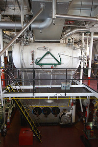 """Portland"" Steam Tug Boiler and Fire Box"