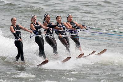Portland Water Spectacular Ski Team