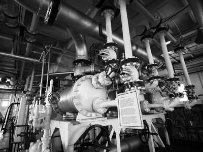 """Portland"" Steam Tug Feedwater Heater"