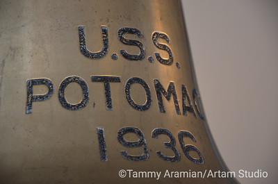 USS Potomac in RwC 2012