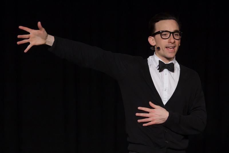 Marc Haller Premiere - in CasaNova, Wien, Österreich am 27. 1. 2014. Photo: Gerald Fischer