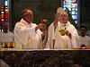 Dn. David Nagel and Fr. Richard MacDonald.