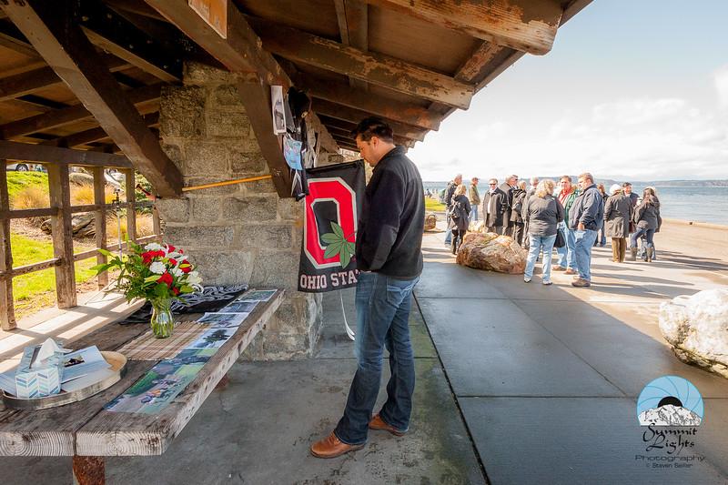 Mark Sponseller Memorial Celebration, March 21, 2015
