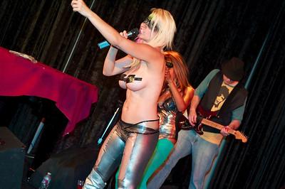 girl band Pride of Las Vegas