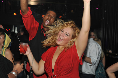 High Quality Photographs of Busta Rhymes Concert at Body English Nightclub in Hard Rock Casino