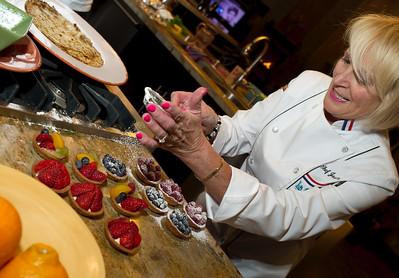 Chef For Kids CFK Charity event dinner in Las Vegas