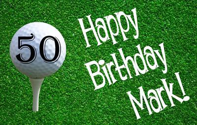 Mark's 50th Birthday Party