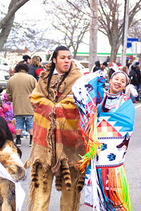 Native costumes