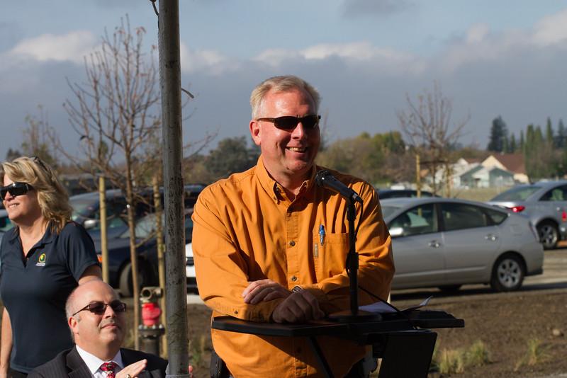 Robb Courtney, Santa Clara County Parks Director