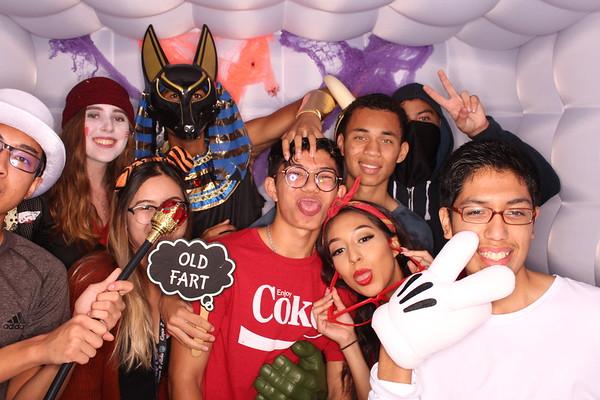 Martin Family Halloween Party 2017