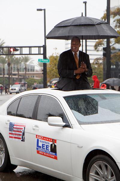 Jacksonville Mayoral Candidate Warren Lee
