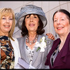 Sisters Bernadette Dowds, Sheila McCullough and Chris Perry<br /> Martin and Orla McCulloughs wedding April 2010