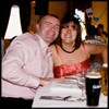 Niece Christina Sloan and her husband Danny<br /> Martin and Orla McCulloughs wedding April 2010