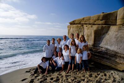 Martinelli's Family Beach Portrait