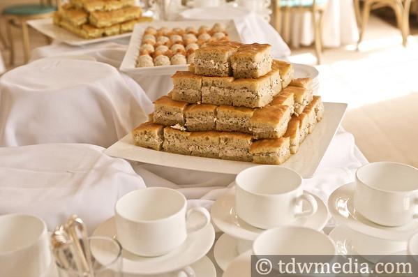 Mary Elizabeth Inn Tea at Metropolitain Club 3-13-14