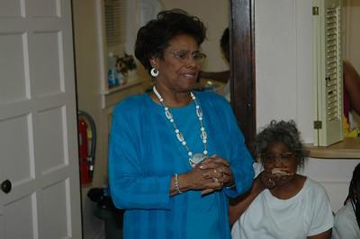Mary Moore's 75th Birthday Celebration