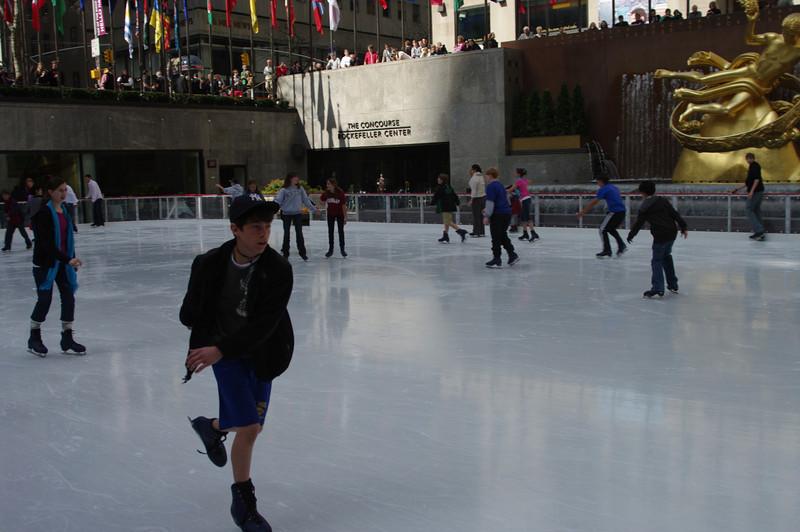 Rockefeller Skating-9