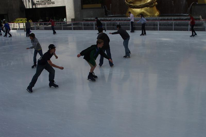 Rockefeller Skating-13