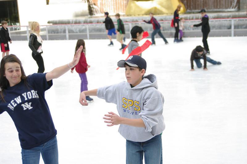 Rockefeller Skating-28