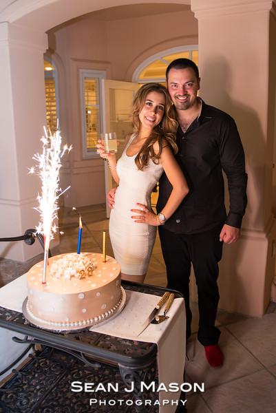 Mary Terterov 28th Birthday Party