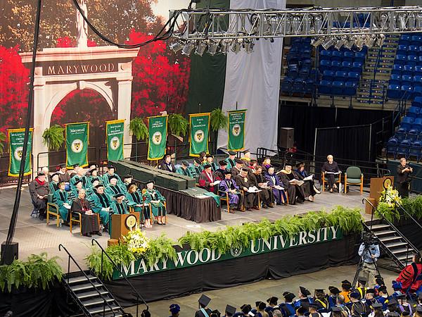 Marywood Graduation