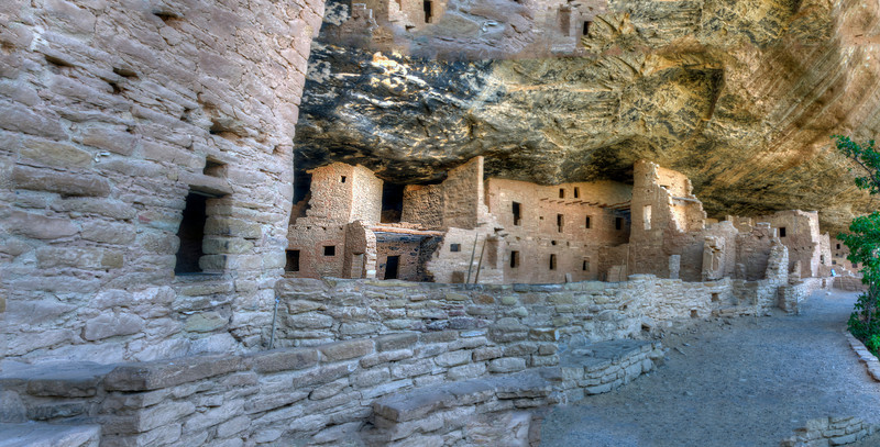 Cliff dwelling Panorama 4