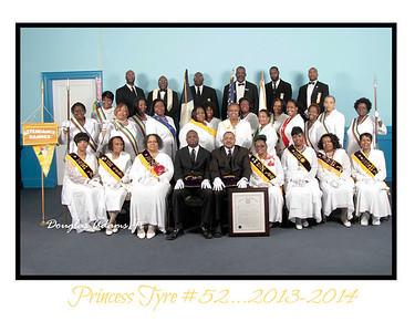 Princess Tyre #52 Group