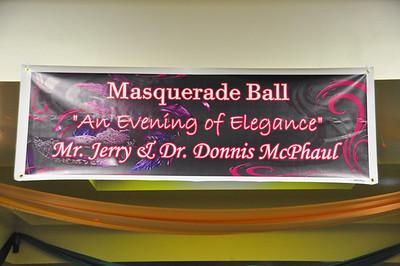 """Masquerade Ball """"An Evening of Elegance"""" Oct 20, 2012"""