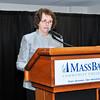 Mary Shia, Asst. VP for Institutional Advancement and Alumni Relations, MassBay Foundation Executive Director
