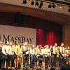 Group Photo: Phi Theta Kappa, Alpha Kappa Lambda Chapter, National Honor Society for two-year colleges
