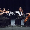Albuquerque Youth Symphony Program string quartet.