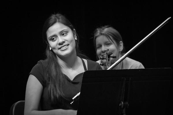 L to R:  Monserat Rodriguez-Rico, Liza Stepanova