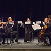 Double string quartet from Albuquerque High School and Sandia High School.