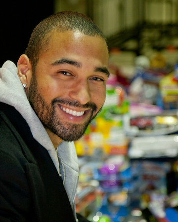 Matt Kemp @ Faithworks Dec. 2011
