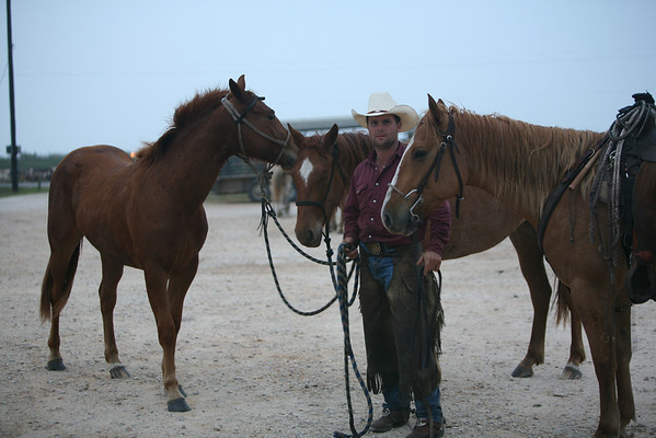 Matagorda Cattle Drive - March 30 2008