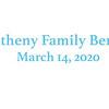 Matheny Family Benefit