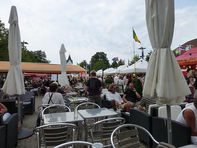 Matmarknad och Ljusfest