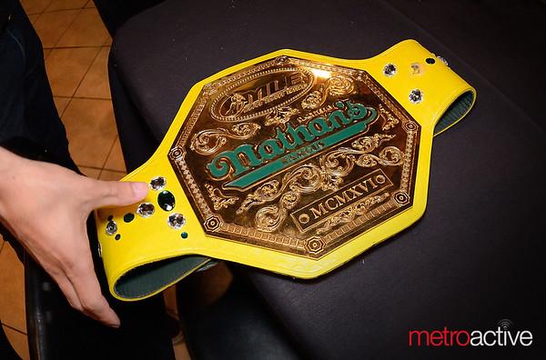 Matt Stonie - Hot Dog Champ