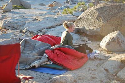 Matt & Jen on the Rubicon Trail 2009