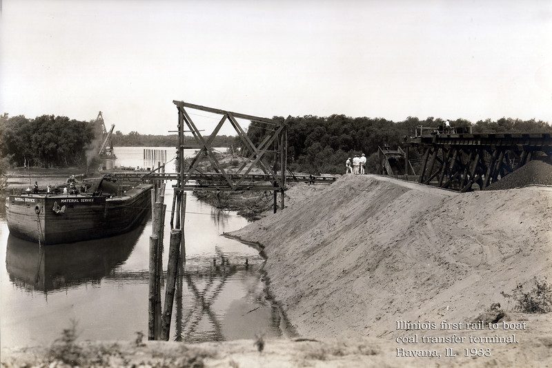xBarge Terminal July 1, 1933