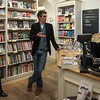 Books launch at Mr B's