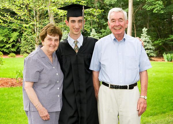 Matt Graduation - 000460