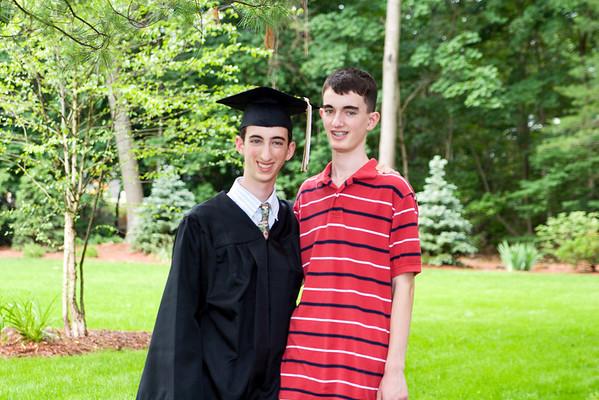 Matt Graduation - 000492