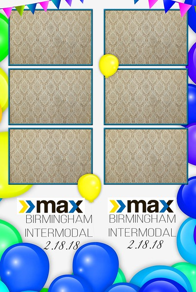 Max Bus Birmingham Intermodal Opening 2018