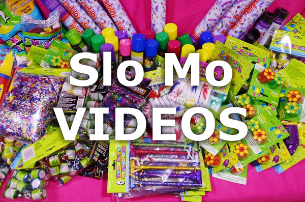 Slo Mo VIdeos