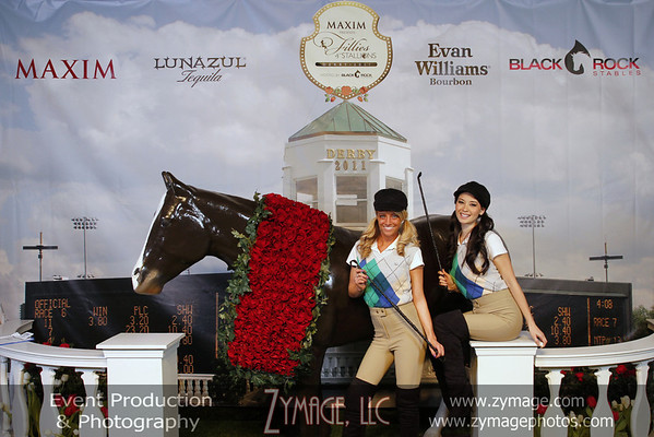 Maxim Fillies and Stallions Backdrop Photos