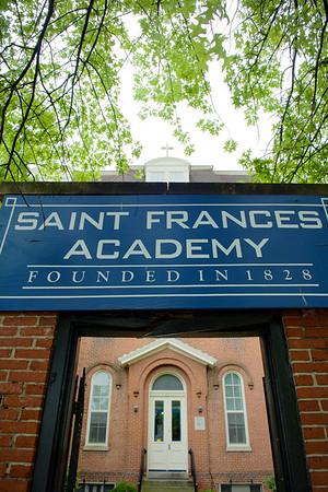 May 05, 2021 - Saint Frances Academy Visit