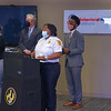 Mayor Brandon M. Scott held a press conference with Behavioral Health System Baltimore and Baltimore Crisis Response Inc. to announce the city's first 911 diversion pilot program.