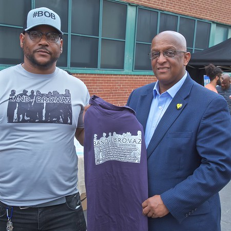 May 11, 2019 - 1st Annual Familyhood Festival hosted by Black Fathers for Ceasefire - 638 N. Gilmore